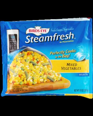 Birds Eye Steamfresh Mix Vegtabels 10oz