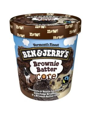 Ben & Jerry`s Brownie Batter Core 473ml