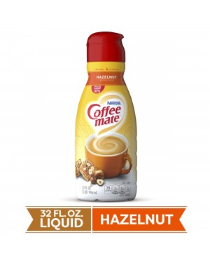 Nestle Coffee Mate Hazelnut 32oz