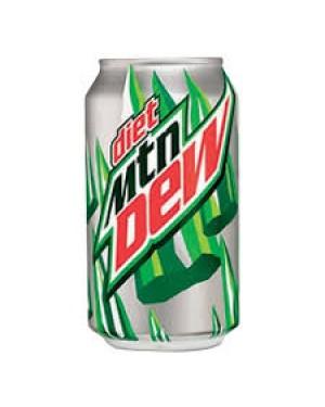 Mtn Dew Diet 12oz
