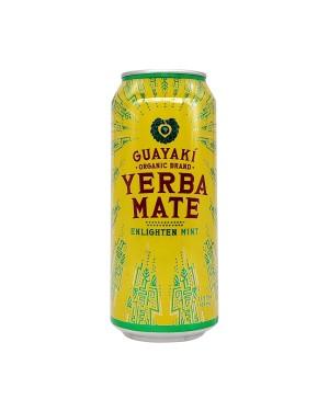 Guayaki Yerba Mate Enlighten Mint 15.5oz