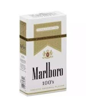 Marlboro Gold 100's