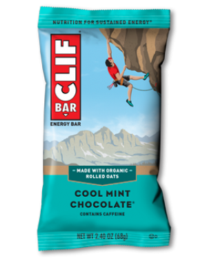 CLIF Bar Mint Chocolate 2.4oz