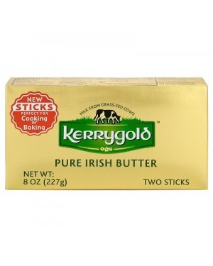 Kerrygold Pure Irish Butter SALTED sticks 8oz