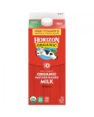 Horizon Organic Whole Milk 0.5G