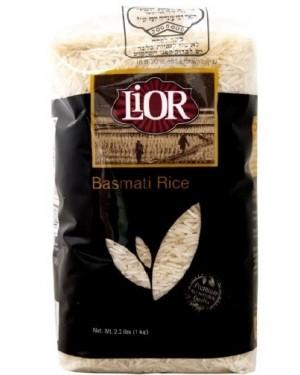 Lior Basmati Rice KOSHER 2.2 lb