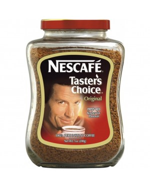 Nescafe Taster's Choice Jar 7oz