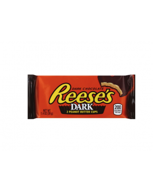 Reese's Dark Chocolate 2 Cup 1.4oz