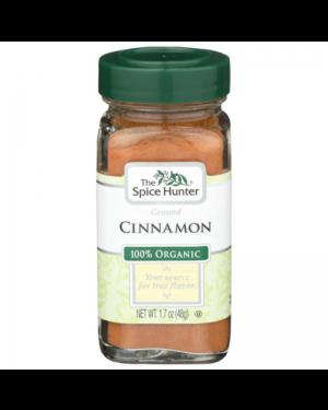 Spice Hunter Organic Ground Cinnamon 1.7oz