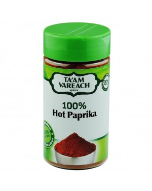 Ta'am Vareach 100% Hot Paprika 90gr