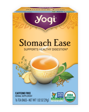 Yogi Tea Stomach Ease 16ct