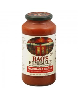 Rao`s Homemade Marinara 24oz