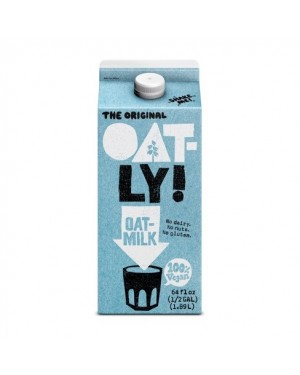 Oatly Original Oat Milk 64oz